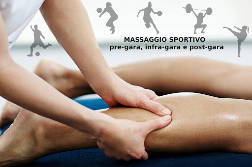 massaggi sportivo